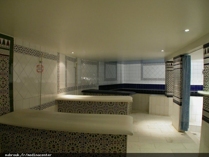 hammam medina center paris. Black Bedroom Furniture Sets. Home Design Ideas