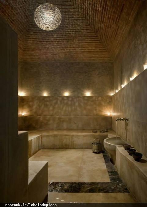 le bain d 39 pices hammam montpellier. Black Bedroom Furniture Sets. Home Design Ideas