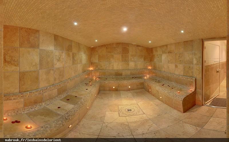 Les bains de l 39 orient institut hammam spa montereau for Salle de bain hammam