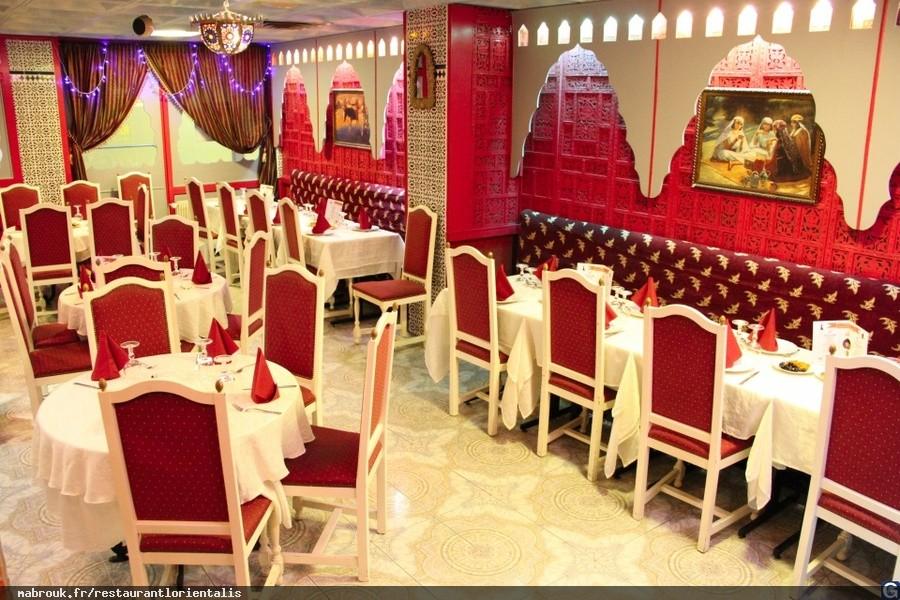 Restaurant Libanais Danseuse Orientale Paris