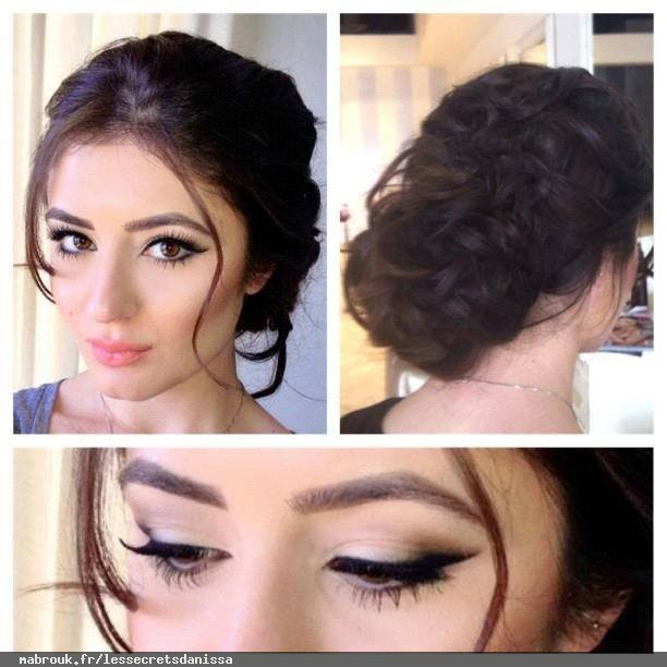 Nasreen Khen Maquillage Libanais Chigno  lessecretsdanissa1017460498727703578581600966426n