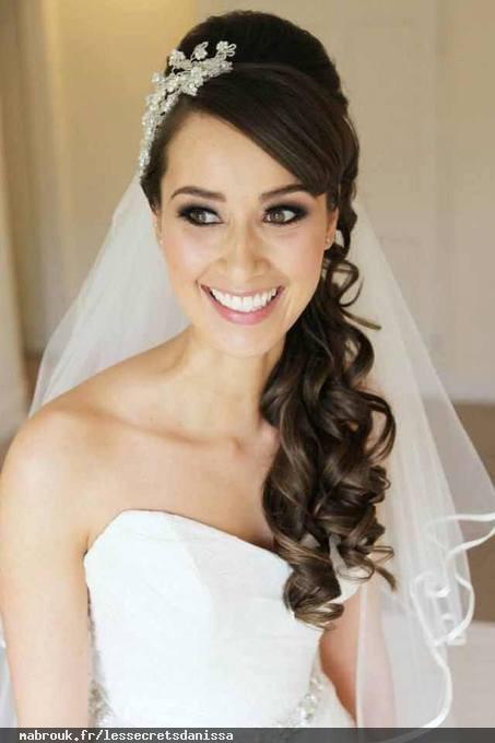 Nasreen Khen Maquillage Libanais Chigno Maquillage Libanais Chignon Tatouage Diamant Manucure