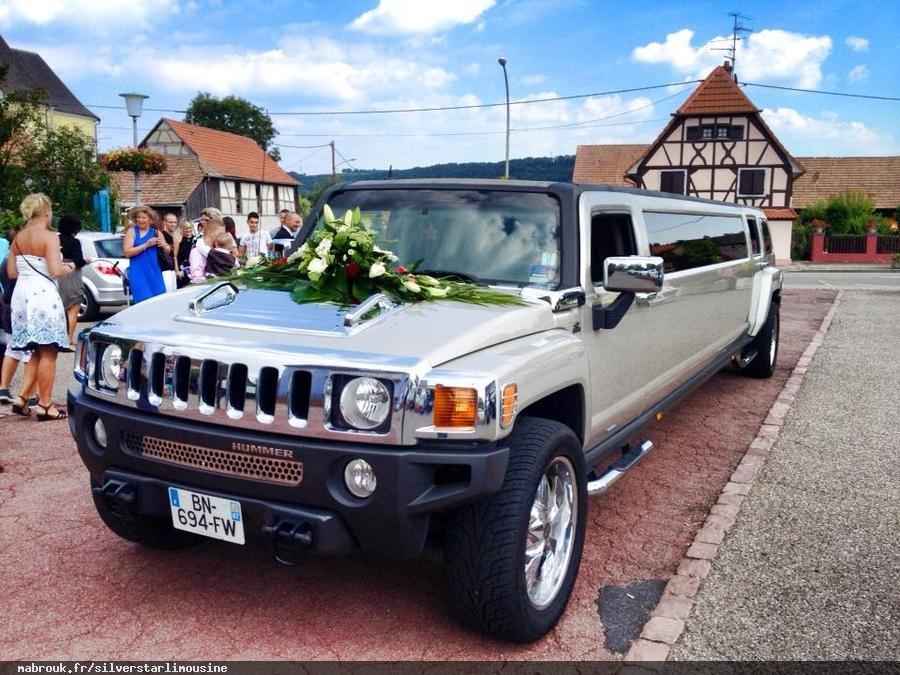 silver star limousine pour c l brer le plus beau jour de votre vie. Black Bedroom Furniture Sets. Home Design Ideas
