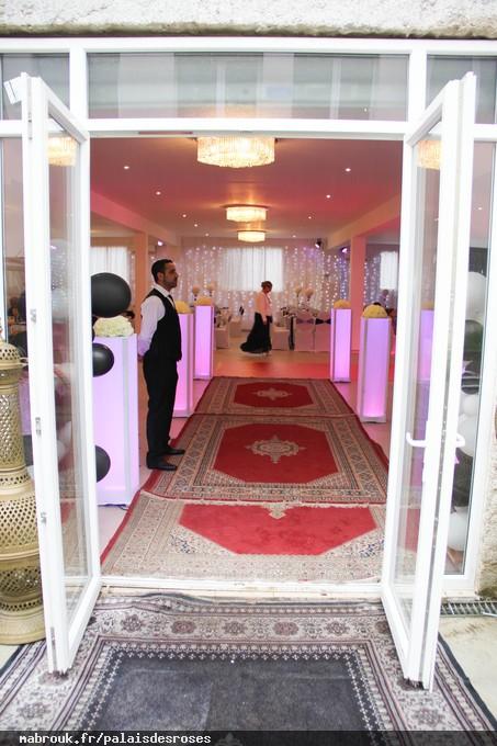Le Palais Des Roses Salle De Réception à Bouafle 78