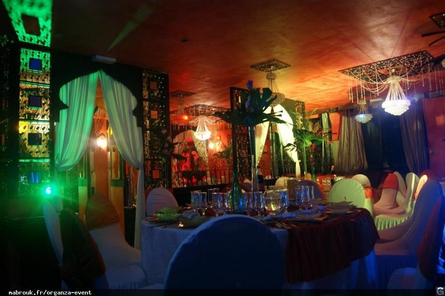 Les salons organza location de salle bruy res sur oise 95 - Salon prestige organza ...