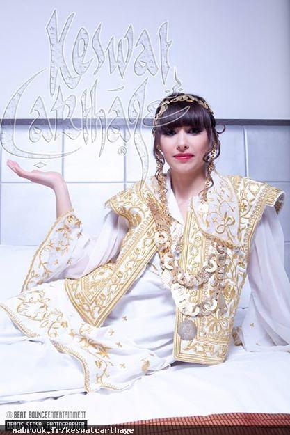 keswat carthage negafa tunisienne location robes haute