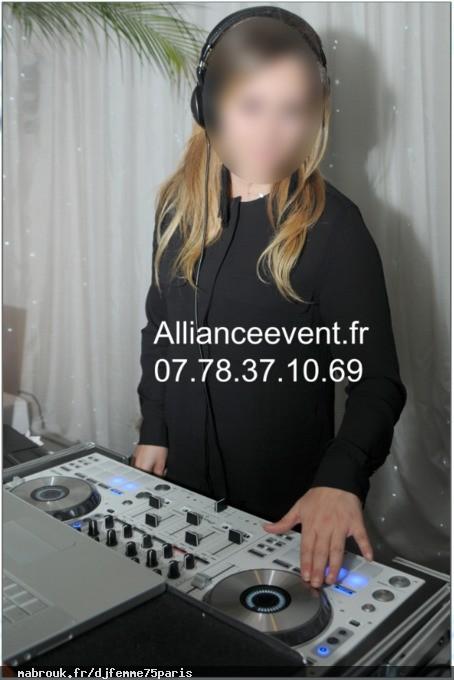 recherche dj femme orientale Blois