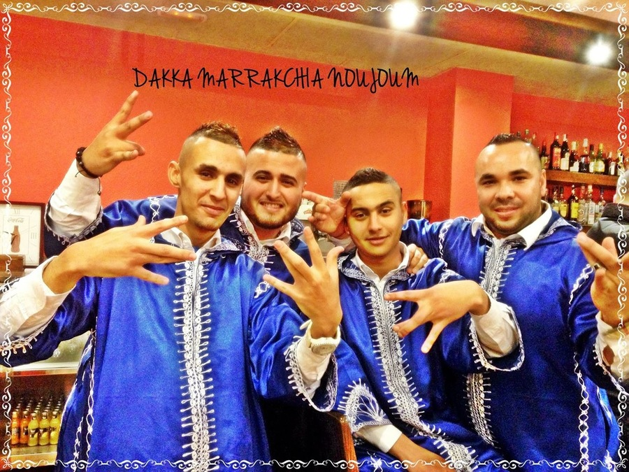 dakka marrakchia noujoum