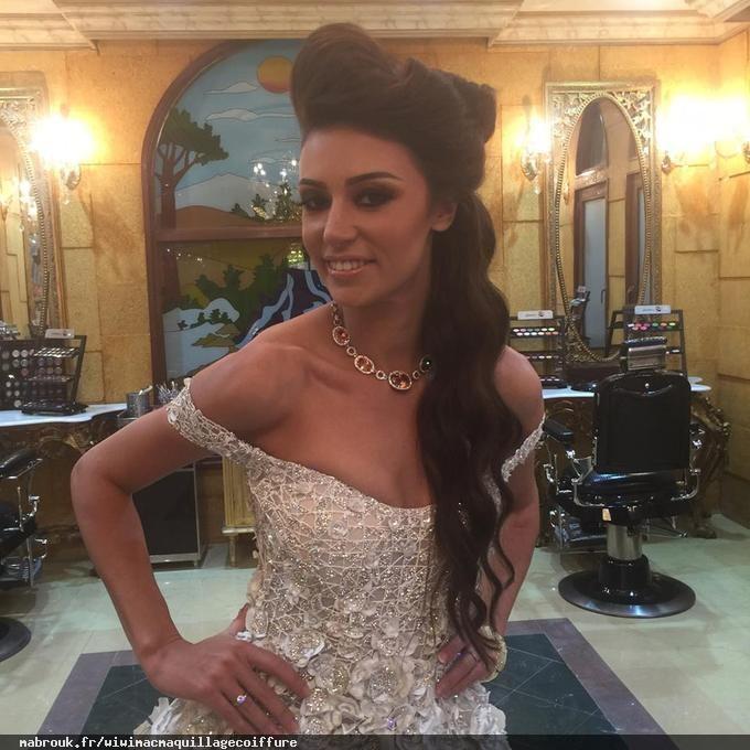 Amri wiem maquillage coiffure charmel paris - Salon de coiffure libanais paris ...