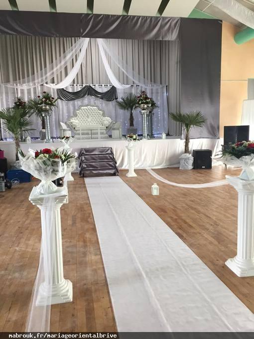Mariage oriental location et cr ation de d coration pour - Location decoration orientale mariage ...