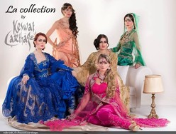 keswat carthage negafa tunisienne location robes haute couture marseille. Black Bedroom Furniture Sets. Home Design Ideas